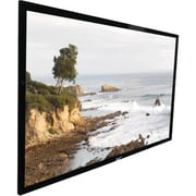 Elite Screens® SableFrame Series 180 Projection Screen, 16:9, Black Casing