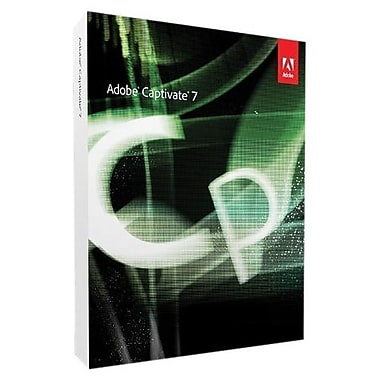 Adobe® 65213762 Captivate v.7.0 Software