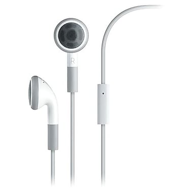 4XEM™ Premium 4XEARPHONES Earphone With Apple Mic For iPhone/iPod/iPad, White