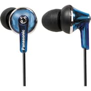 Panasonic® Fashion RP-HJE190 Earbud Earphone, Blue