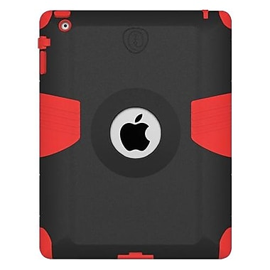 Trident Kraken AMS-NEW-IPADUS-RED Polycarbonate Case for Apple iPad 2/3/4, Red
