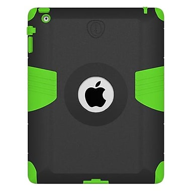 Tridentcase™ Kraken A.M.S. Case For Apple iPad 2/3/4th Gen, Trident Green