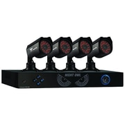 Night Owl Pro 3000 Series 8/4 500GB Video Surveillance System