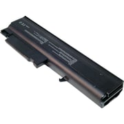 V7® IBM-T40V7® Li-Ion 4400 mAh 6-Cell Notebook Battery, Black