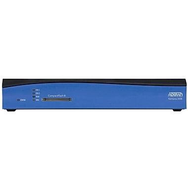 Adtran® Netvanta 3430 Gen 2 Modular Access Router, 2 Port