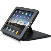 Premiertek® Leather Flip Case With Stand For Apple iPad 1st Generation, Black