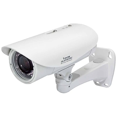 VIVOTEK IP8362 WDR Enhanced Bullet Network Camera With Day/Night, 1/2.7in. CMOS