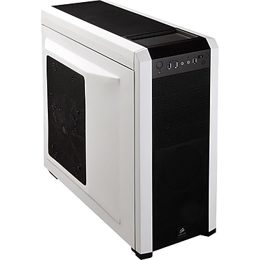 Corsair® Carbide® Series 500R Mid-Tower Case, Black