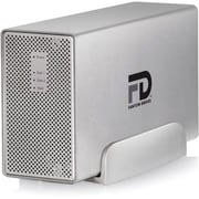 Fantom Gforce/3 MegaDisk 4TB USB3.0/2.0 DAS Array (Silver)