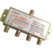 Calrad® 75 4-Way 2 GHz DC Passive Splitter