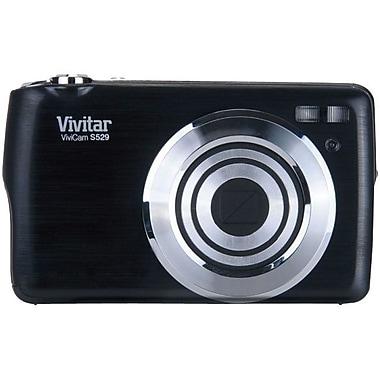 Sakar® Vivitar® ViviCam 16 Megapixel Compact Camera, Black