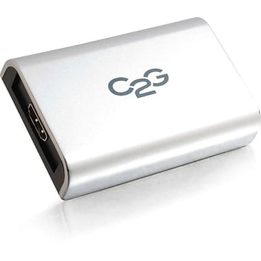 C2G® USB 2.0 to HDMI Adapter With Audio Up to 1080p