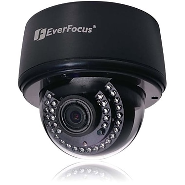 EverFocus® EDN Plus Dome Network Camera, 1/3in. CMOS