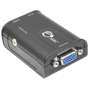 Siig® CE-H21811-S1 HDMI to VGA and Audio Converter, Black