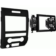 Metra™ 95-5820B Ford F-150 09-Up Double DIN Vehicle Mount, Black