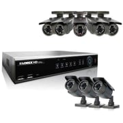 Lorex® LHD1082001C4 8 CH DVR W/1080p HD Security Cameras