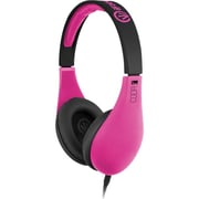 Zagg® iFrogz Audio Coda IF-COD-PNK Headphone With Mic, Pink