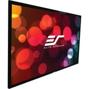 Elite Screens® SableFrame 103 Projector Screen, 2.35:1, CineGray