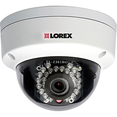 Lorex® LNB2152 Vantage Weather Proof Dome Network Camera, 1/3in. CMOS
