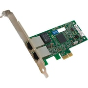 AddOn® KU004AA-AOK 2 Port Gigabit Ethernet Network Interface Card