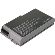 V7® DEL-D600V7® Li-Ion 4400 mAh 6-Cell Notebook Battery, Gray/Black
