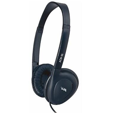 Cyber Acoustics Acm-90B Pc/Audio Stereo Headphone