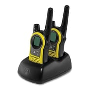 Motorola Talkabout MH230R Two-Way Walkie Talkie Rechargeable Radio Set, 23 Miles Range