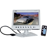 Pyle® PLHR78W 7 Active Matrix Widescreen TFT LCD Headrest Monitor, White