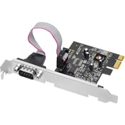 Siig® DP JJ-E01111-S1 1 Port RS232 Serial Adapter With 16950 UART