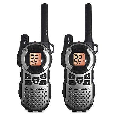 Motorola Talkabout® MT352R Two-Way Weatherproof Radio