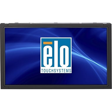 ELO 1541L 15in. Open Frame LED LCD Touchscreen Monitor, Black