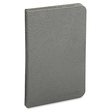 Verbatim® Folio Case With LED Light For Kindle, Slate Silver