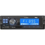 Pyle® PLR15mUA In-Dash AM/FM/USB/SD/AUX Radio MP3 Car Flash Audio Player With LCD Display, Black