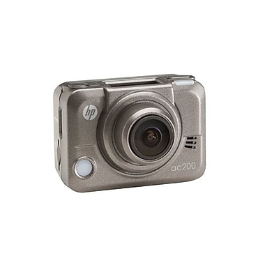 HP Full HD 80 MB Memory Sport Camera, 43 mm x 59 mm x 32 mm