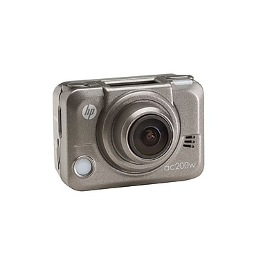 HP Full HD WL 80 MB Memory Sport Camera, 43mm x 59mm x 32 mm