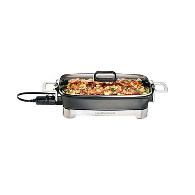 Hamilton Beach® 1500 W Premiere Cookware Electric Skillet