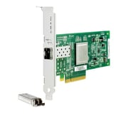 HP® AK344SB Smart Buy 81Q 8Gb 1-Port PCIe Fiber Channel Host Bus Adapter