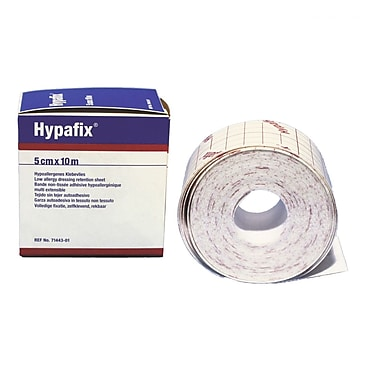 Hypafix – Ruban adhésif en tissu non tissé, 11 verges