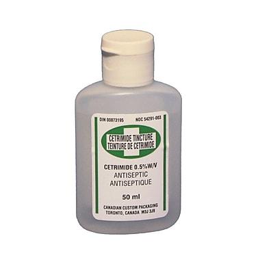 Teinture centrimide, 50 ml, 2/pqt