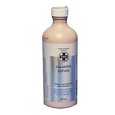 Calamine Lotion, 250 ml, 4/Pack
