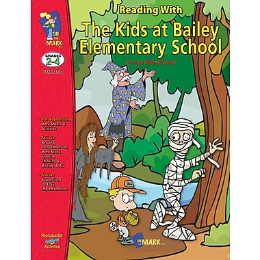 Reading with Kids at Bailey School, Grades 2-4