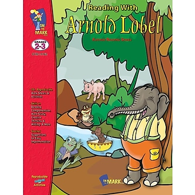 Reading with Arnold Lobel Author Study, Grades 2-3