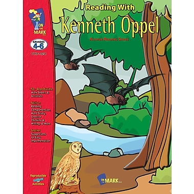 Reading with Kenneth Oppel, Grades 4-6