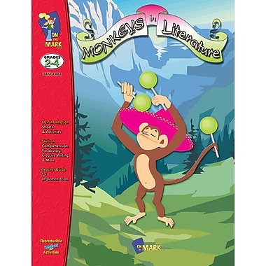 Monkeys in Literature, Grades 2-4