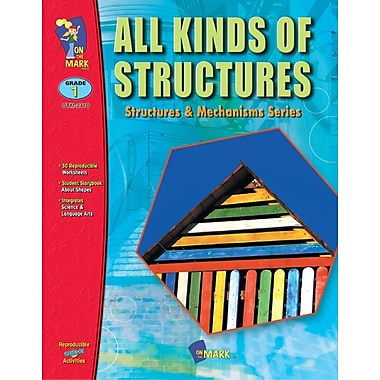 All Kinds of Structures, Grade 1