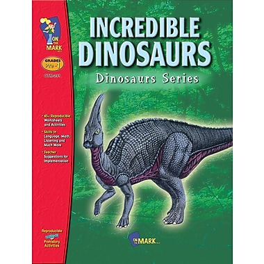 Incredible Dinosaurs, Grades PreK-1