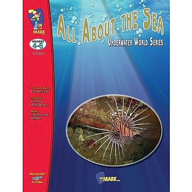 All About the Sea, Grades 4-6