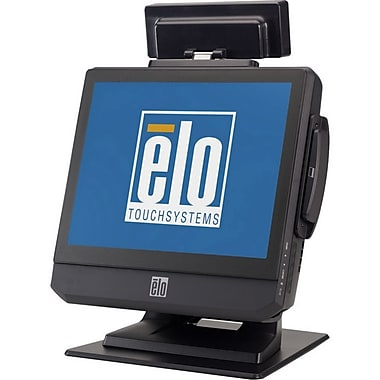 Elo B2 Rev.B 15in. All-In-One Desktop Touchcomputers, Dark Gray