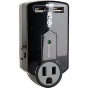 Tripp Lite® Protect It! 3-Outlet 540 Joule Travel Surge Suppressor