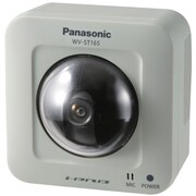 Panasonic® i-PRO SmartHD WV-ST165 1/4 CMOS Pan-Tilting HD Network Camera